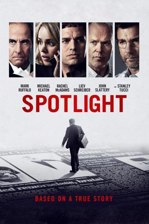 Recensie Spotlight (2016)