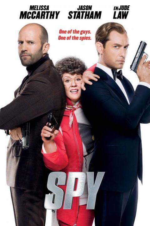 Recensie Spy (2015)