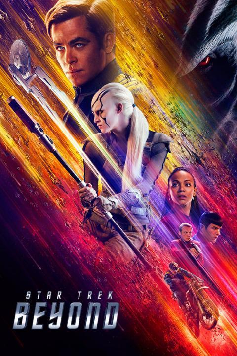 Recensie Star Trek Beyond (2016)