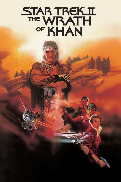 Recensie Star Trek II: The Wrath of Khan (1982)