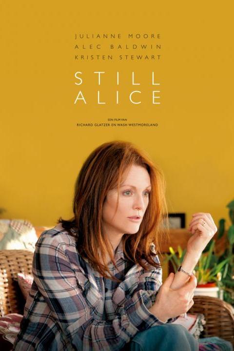 Recensie Still Alice (2015)