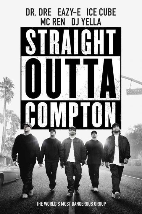 Recensie Straight Outta Compton (2015)