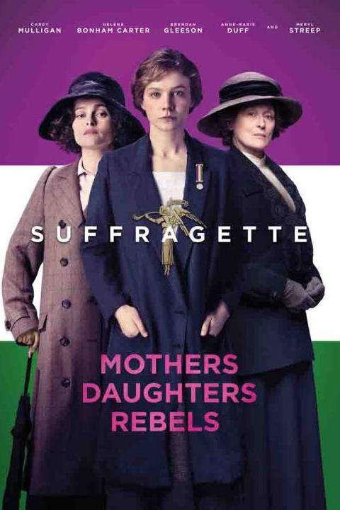 Recensie Suffragette (2015)