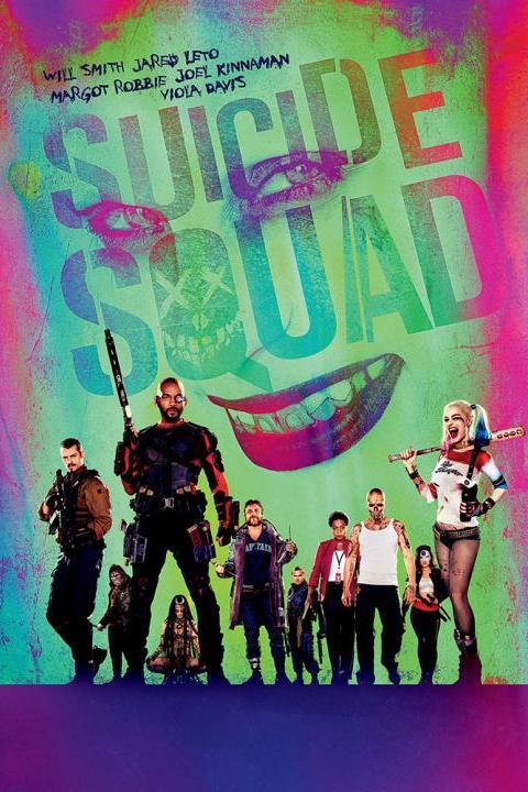 Recensie Suicide Squad (2016)