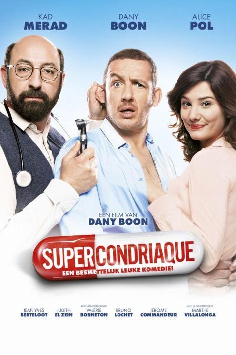 Recensie Supercondriaque (2014)
