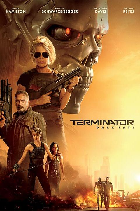 Recensie Terminator: Dark Fate (2019)