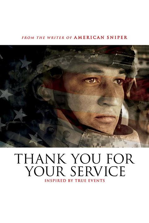 Recensie Thank You for Your Service (2017)