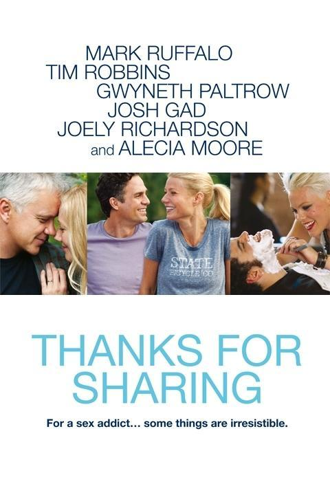 Recensie Thanks for Sharing (2013)