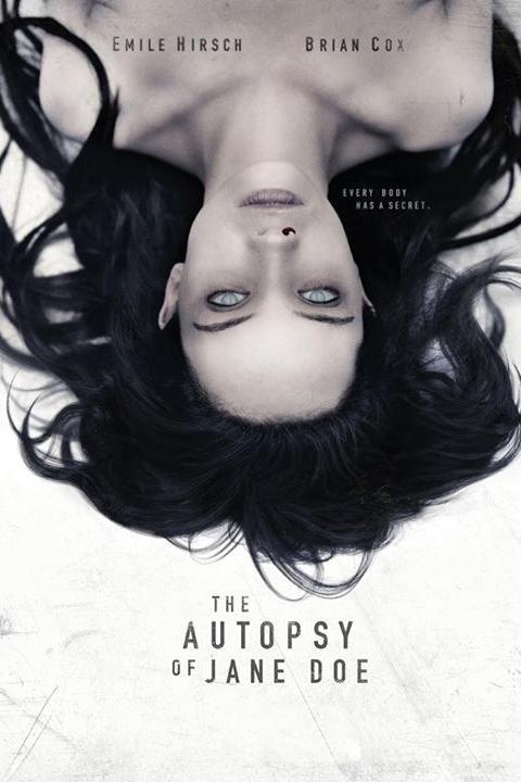 Recensie The Autopsy of Jane Doe (2017)