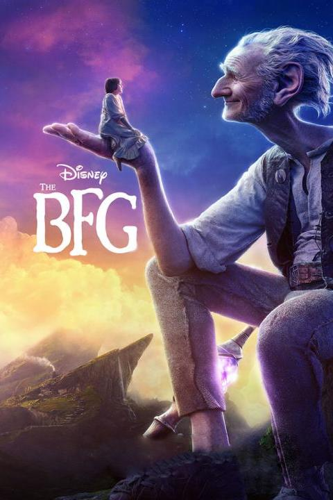 Recensie The BFG (2016)