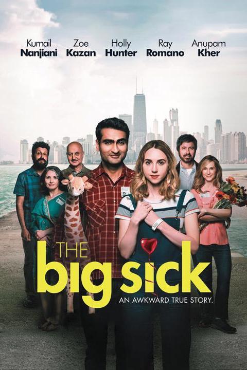 Recensie The Big Sick (2017)