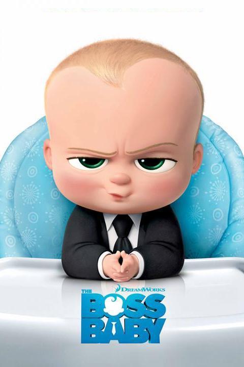 Recensie The Boss Baby (2017)