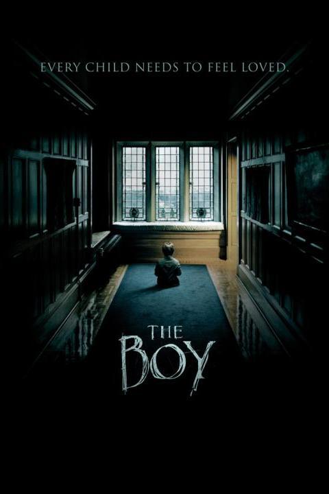 Recensie The Boy (2016)
