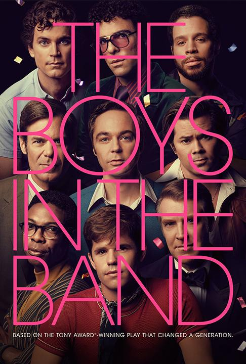 Recensie The Boys in the Band (2020)