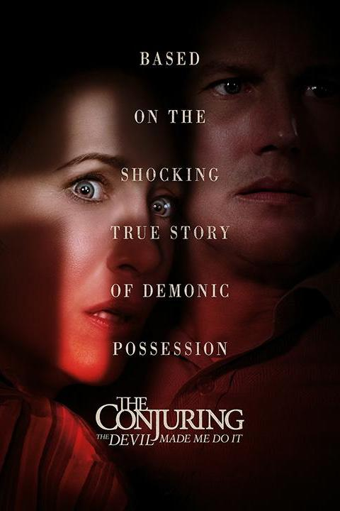 Recensie The Conjuring: The Devil Made Me Do It (2021)