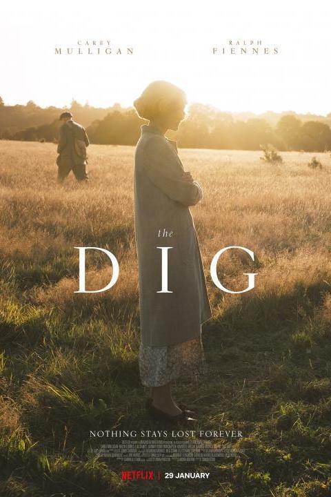 Recensie The Dig (2021)
