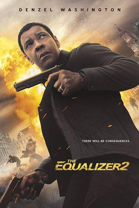 Recensie The Equalizer 2 (2018)