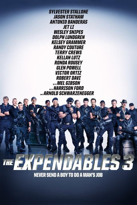 Recensie The Expendables 3 (2014)