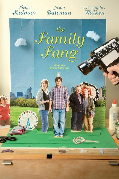 Recensie The Family Fang (2016)
