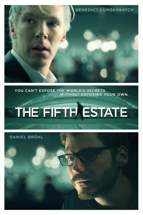 Recensie The Fifth Estate (2013)