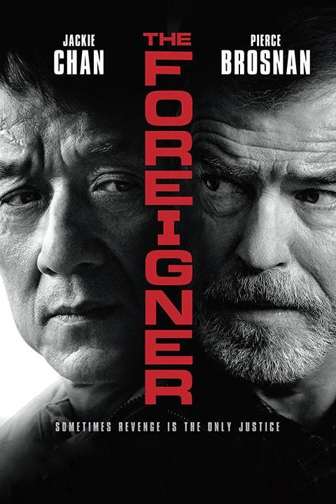 Recensie The Foreigner (2017)