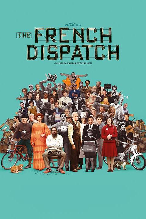 Recensie The French Dispatch (2021)
