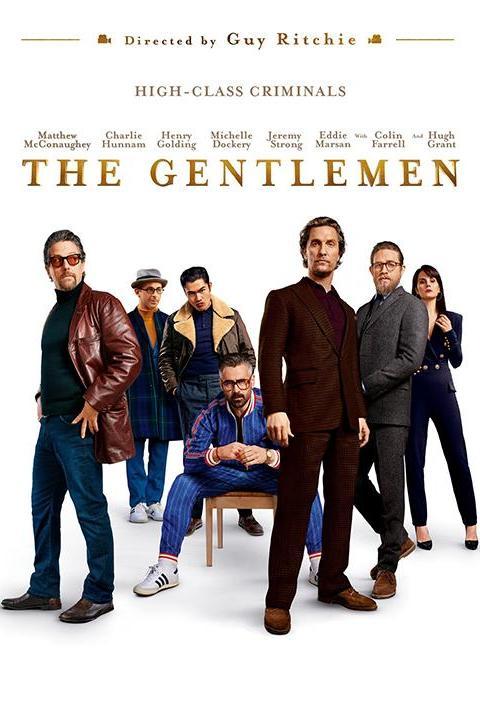 Recensie The Gentlemen (2020)