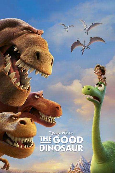 Recensie The Good Dinosaur (2015)