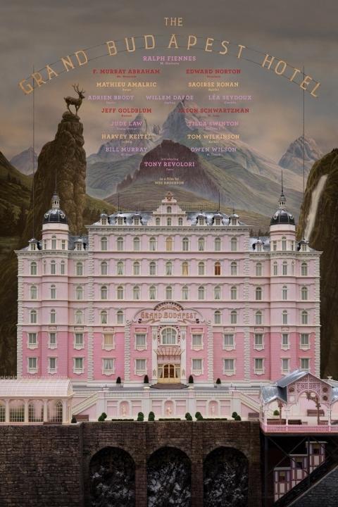 Recensie The Grand Budapest Hotel (2014)