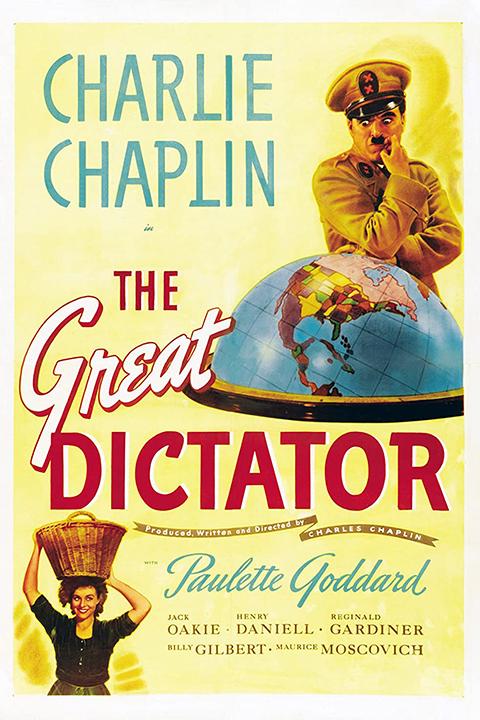 Recensie The Great Dictator (1940)