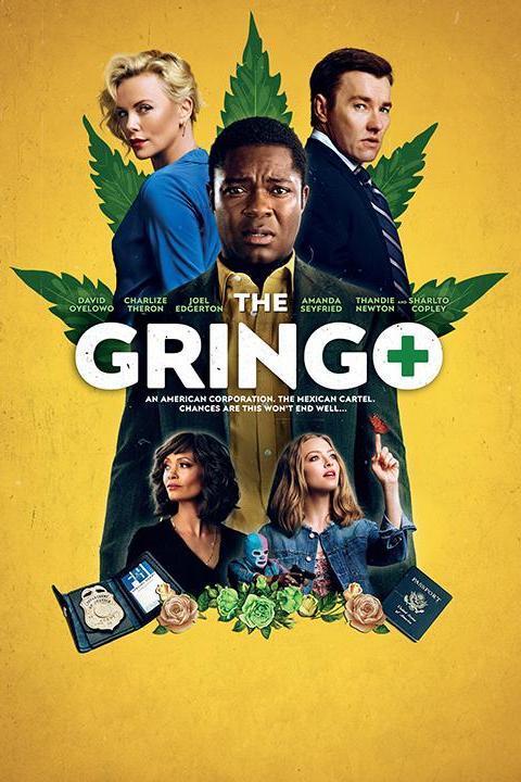 Recensie The Gringo (2018)