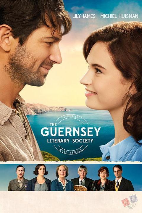 Recensie The Guernsey Literary Society (2018)