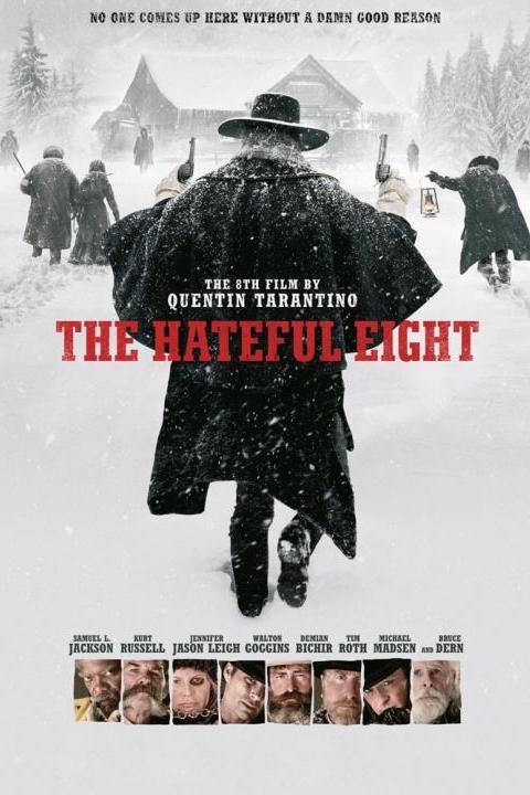 Recensie The Hateful Eight (2016)