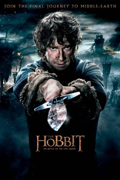 Recensie The Hobbit: The Battle of the Five Armies (2014)