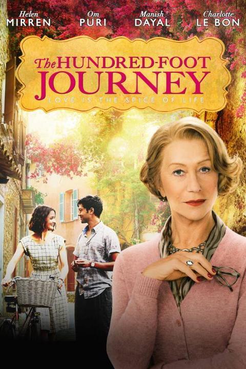 Recensie The Hundred-Foot Journey (2014)
