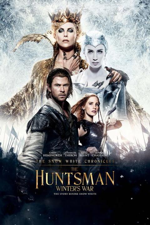 Recensie The Huntsman: Winter's War (2016)