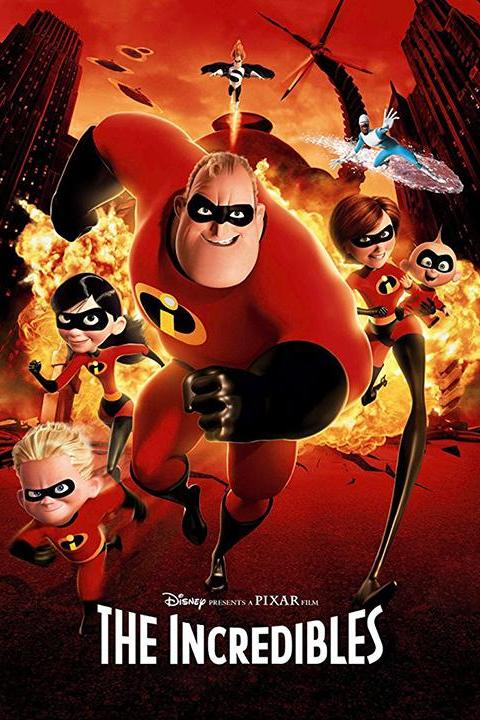 Recensie The Incredibles (2004)