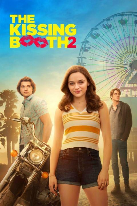 Recensie The Kissing Booth 2 (2020)