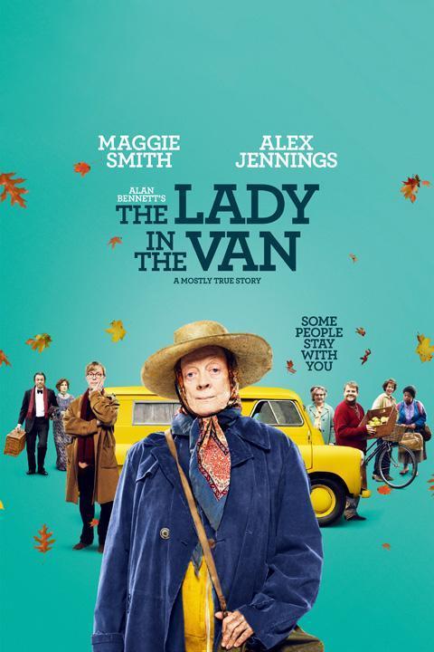 Recensie The Lady in the Van (2016)