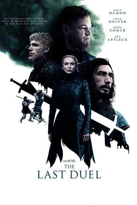 Recensie The Last Duel (2021)