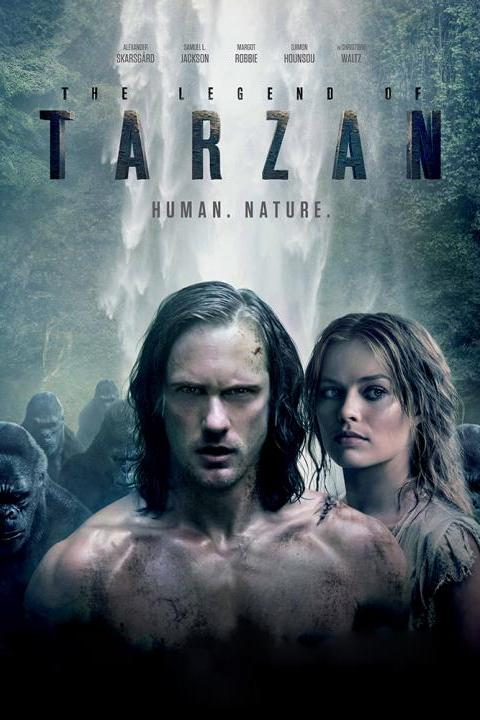Recensie The Legend of Tarzan (2016)