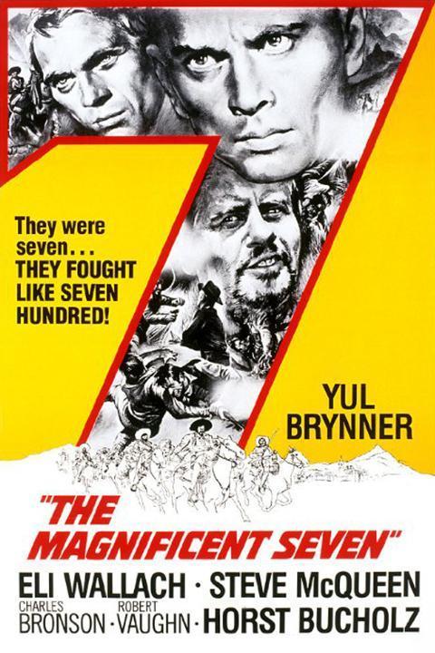 Recensie The Magnificent Seven [1960] (1960)