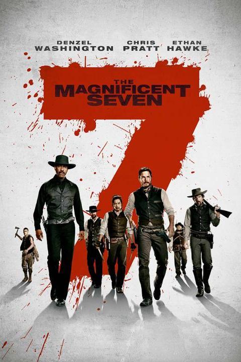 Recensie The Magnificent Seven [2016] (2016)