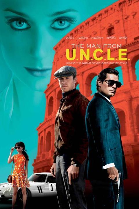Recensie The Man from U.N.C.L.E. (2015)