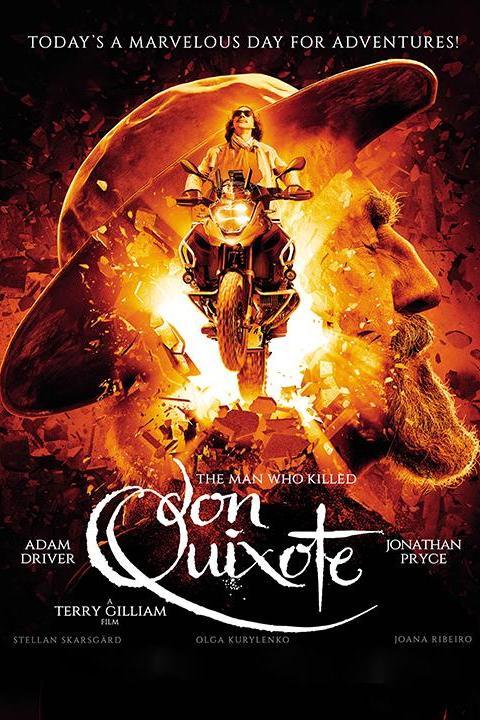 Recensie The Man Who Killed Don Quixote (2018)