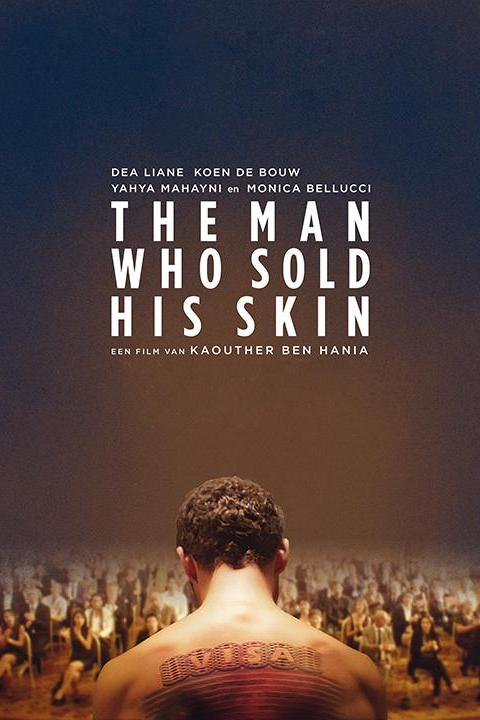Recensie The Man Who Sold His Skin (2021)