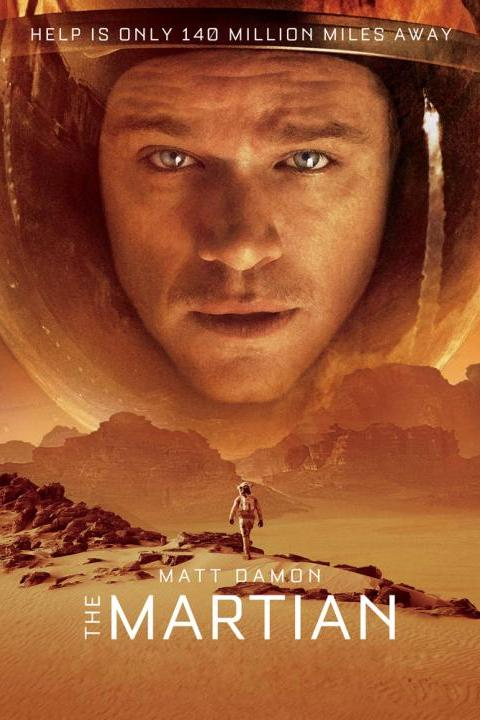 Recensie The Martian (2015)