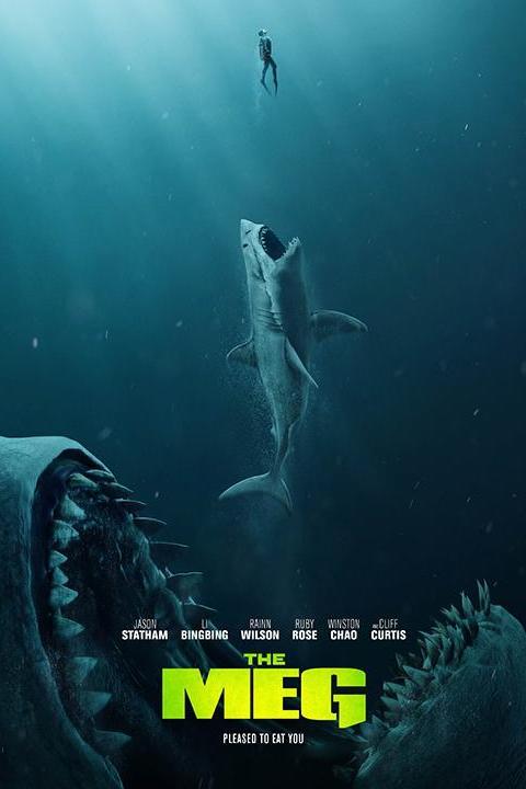 Recensie The Meg (2018)