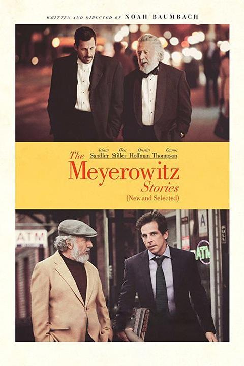 Recensie The Meyerowitz Stories (2017)