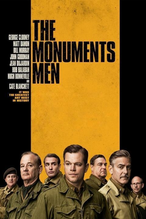 Recensie The Monuments Men (2014)
